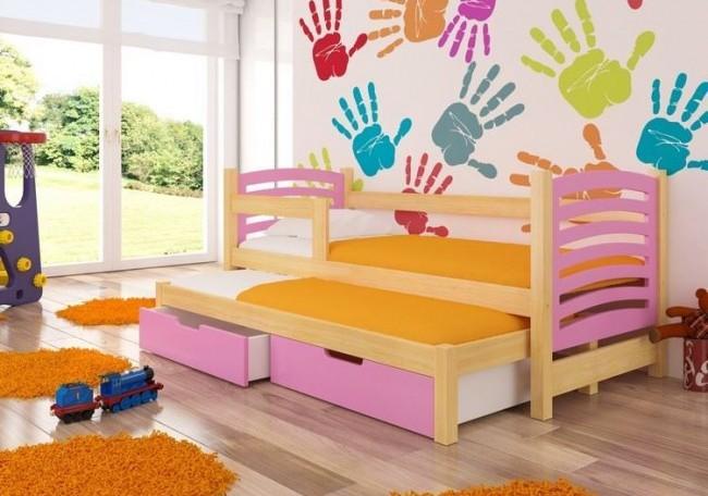 Kolik funkčních zón má mít dětský pokoj?