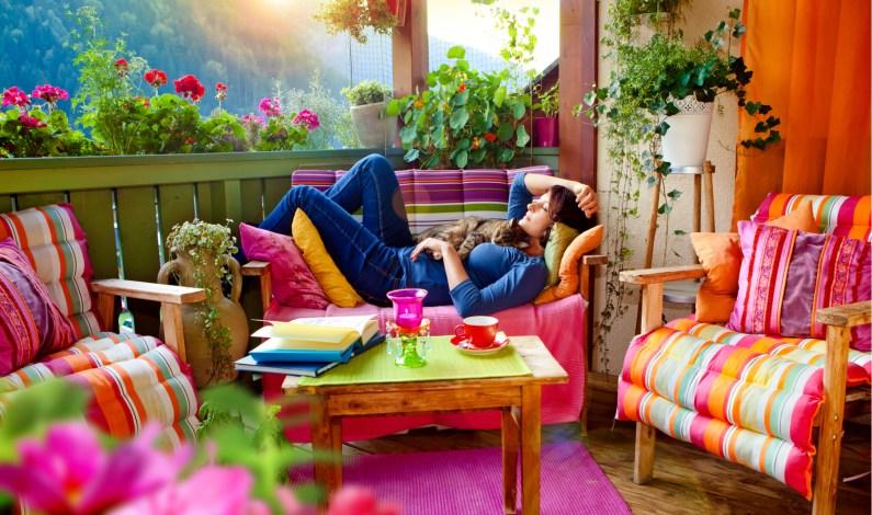 Chraňte své venkovní útočiště před vnějšími vlivy a dopřejte si pohodové léto na čerstvém vzduchu