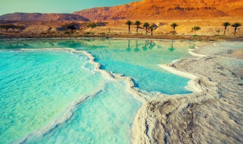 Sůl z Mrtvého moře: Zázrak na kůži, vlasy, kosti i srdce
