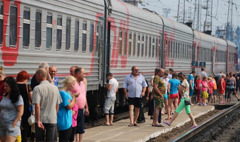 Praha – Peking vlakem? Proč ne