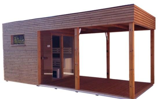 Proč je venkovní sauna nepřekonatelným rozhodnutím?