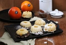 Zamilujte si sladké koláče s neobvyklým ovocem kaki