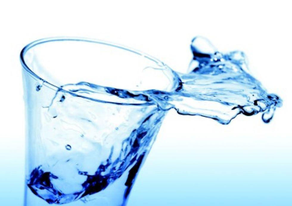 Aj dúšok čistej vody môže dodať novú energiu