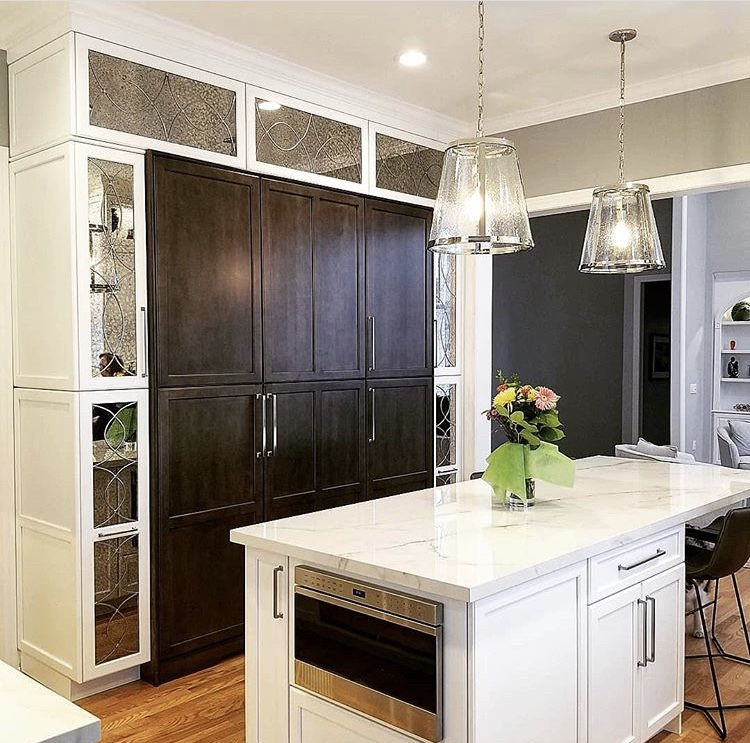 accessorized kitchen island e w kitchens