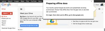 How to Use Google Docs Offline