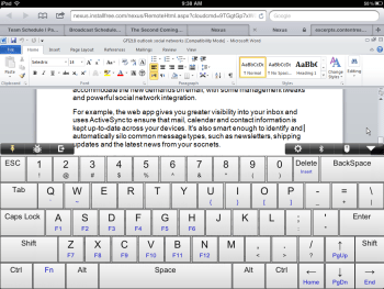 InstallFree Nexus Brings Microsoft Office to iPads, Via the Cloud