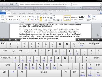 InstallFree Nexus Brings Microsoft Office to iPads, Via the Cloud