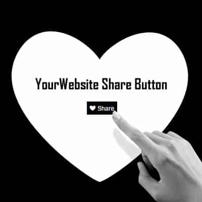 Oxwall YourWebsite Share Button Plugin