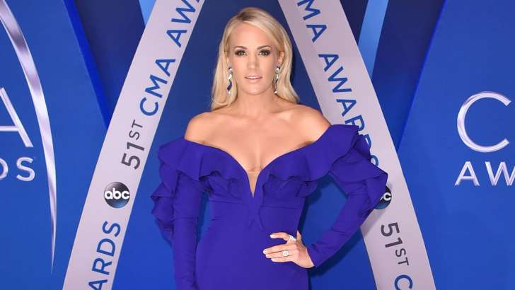 Carrie Underwood Gives Health Update After Broken Wrist, Reveals She Underwent Surgery