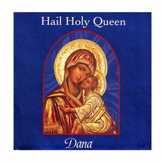 hail holy queen cd