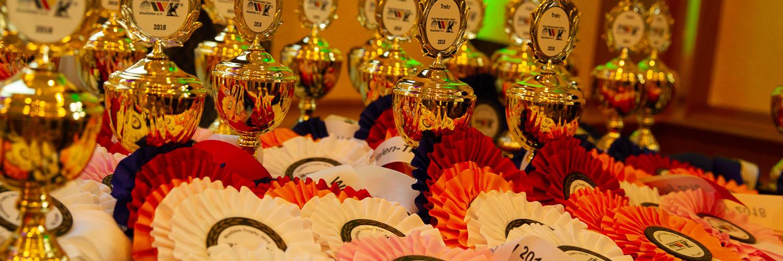 Anmeldung für die LK5-Trophy sowie Walk-Trott-Trophy und die Führzügeltrophy