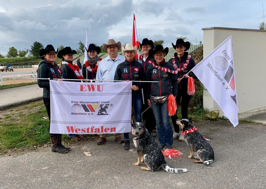 Mannschaftsmeisterschaften German Open 2019 – Wir wünschen dem Westfalen Kader viel Erfolg