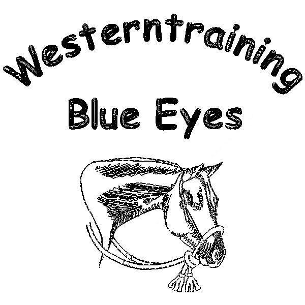 Westerntraining Blue Eyes