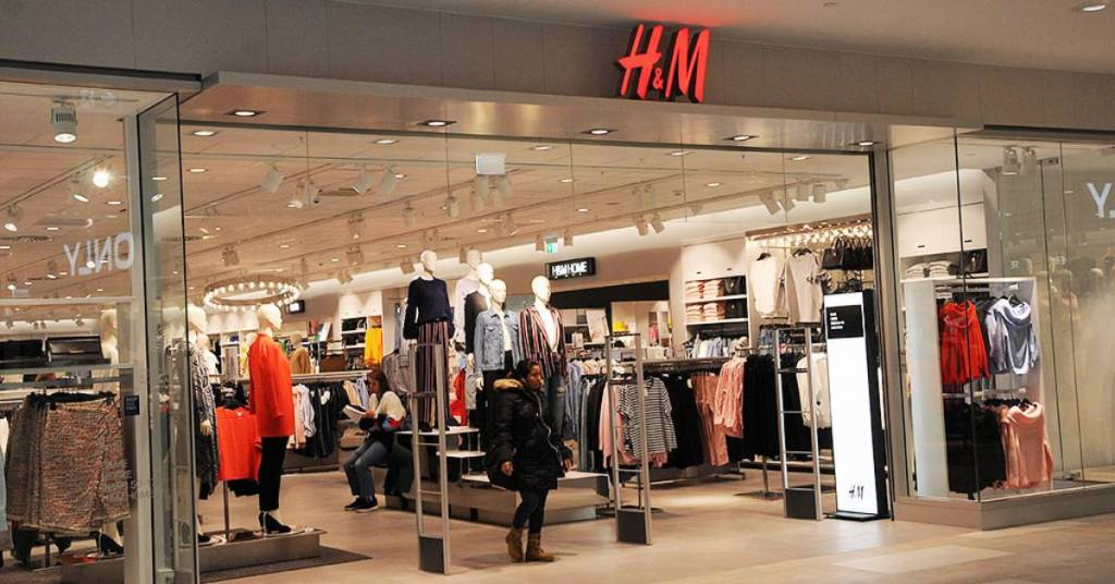 h&m stores like forever 21