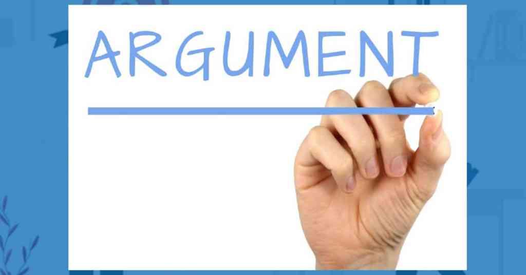 Teaching Argument Writing
