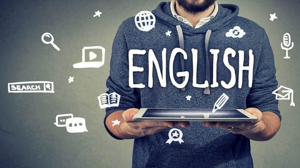 learning the English language