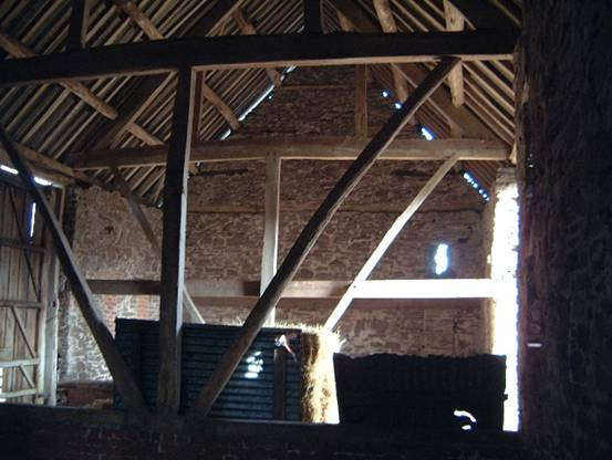 Guest Contribution Turnastone Court Herefordshire Building Recording of the Farm Buildings