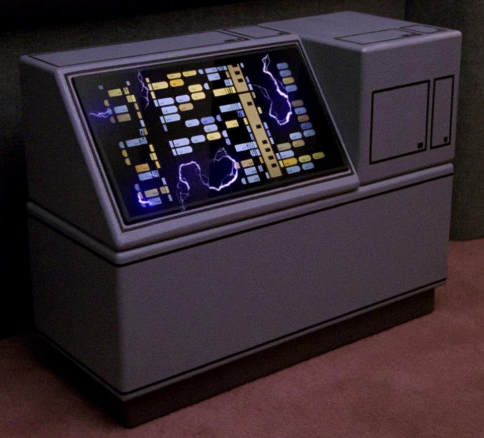 Ex Astris Scientia  Consoles Built for Star Trek