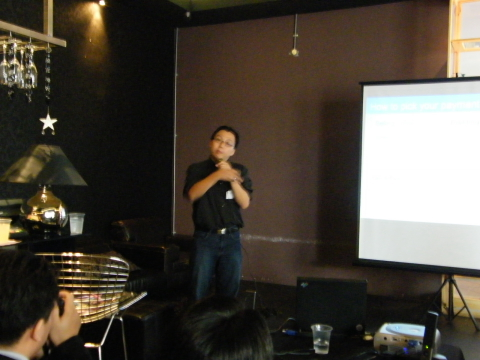 3rd WebmasterMalaysia Gathering speaker