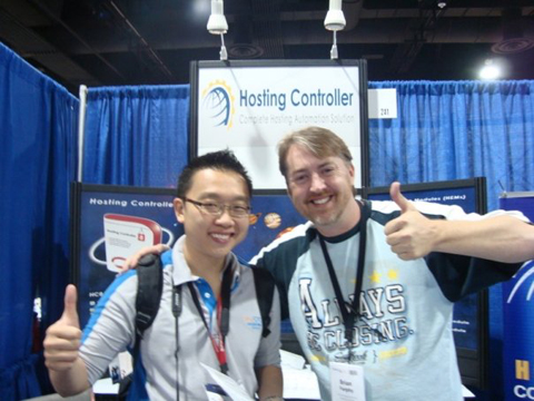 HostingCon 2009