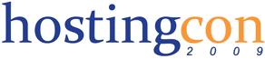 hostingcon 2009 logo