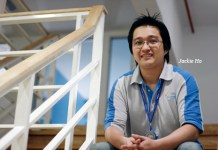 Jackie Ho, our Research and Development Manager
