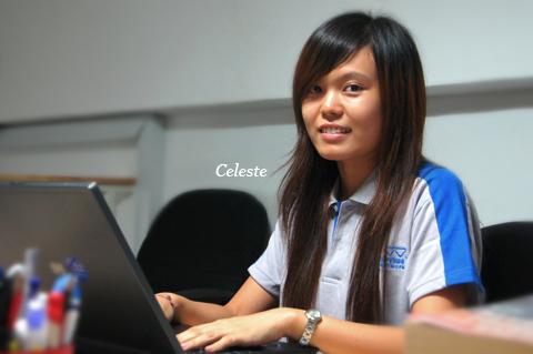 Celeste, RnD Trainee from USM