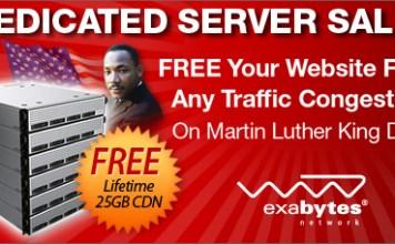 Dedicated Server Promotion