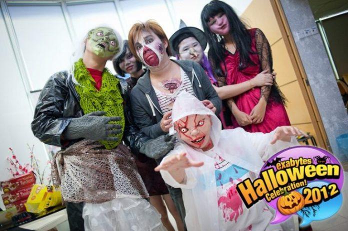 Exabytes Halloween Celebration 2012 (4)