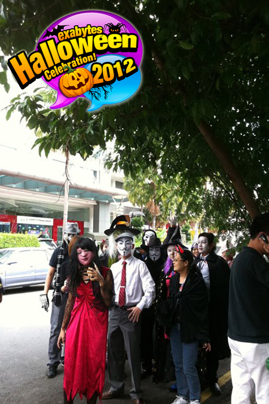 Exabytes Halloween Celebration 2012 (7)