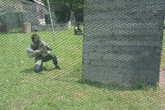 Exabytes' Annual Paintball Event playtime 2