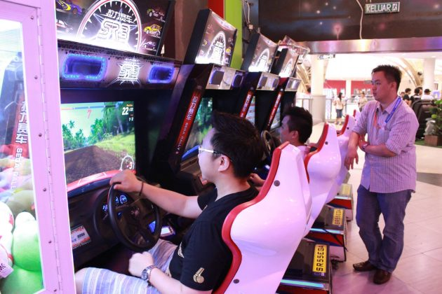 Exabytes KL Team Building @ Laser Warzone, IOI Mall