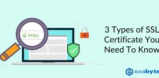 3-types-SSL-certificate