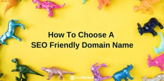 how to choose seo friendly domain name