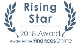 Exabytes rising star award