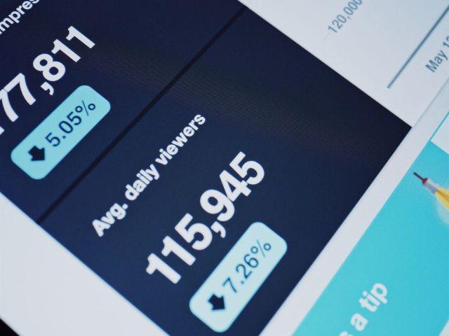 cost-per-click website view