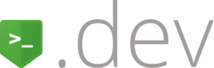 dev domain logo