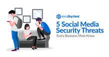 5 social media security threats
