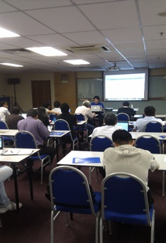 Easy.my Workshop in KL