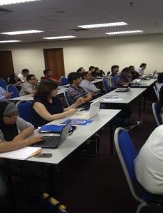Exabytes Easy.my Training and Workshop