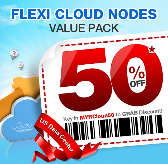 flexi cloud nodes value pack from exabytes