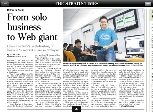 From Solo Business To Web Giant