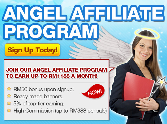 Exabytes Angel Affiliate Program
