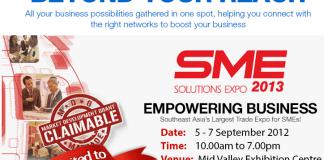 SME Expo 2013