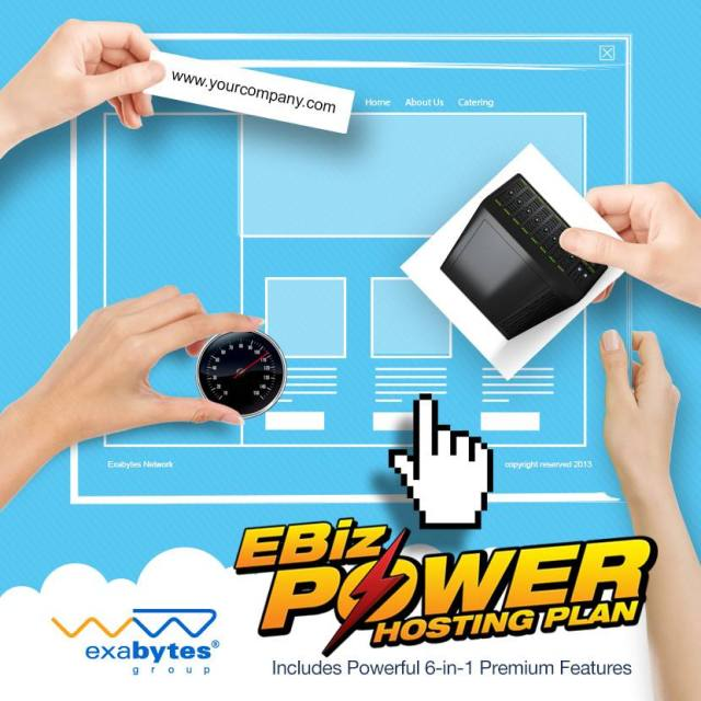 EBiz Power Hosting Plan