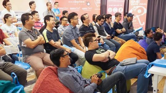 EDC (Exabytes Designer Club) 2nd Gathering