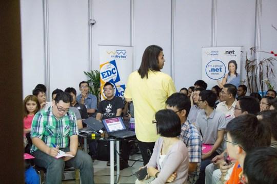 EDC gathering at Penang Suntech