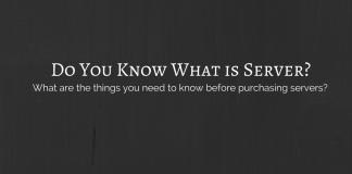 purchasing server