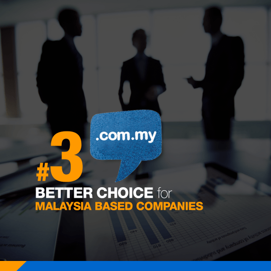 Domain Good For Malaysia Based Companies