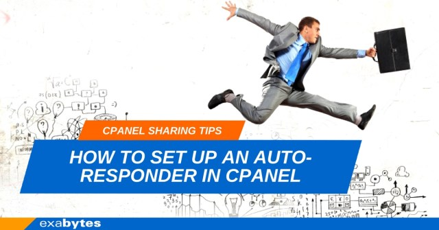 how to set up an auto-responder in cpanel